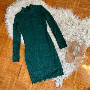 NWT H&M lace dress US 4